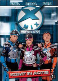 Cover X MIX - Komt in actie [DVD]